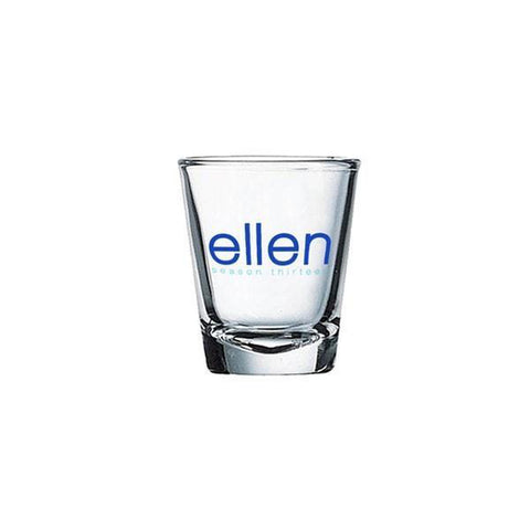 Season 13 Shot Glass - Ellen Degeneres Show Shop
