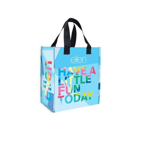 Have a Little Fun Today Shopping Bag - Ellen Degeneres Show Shop