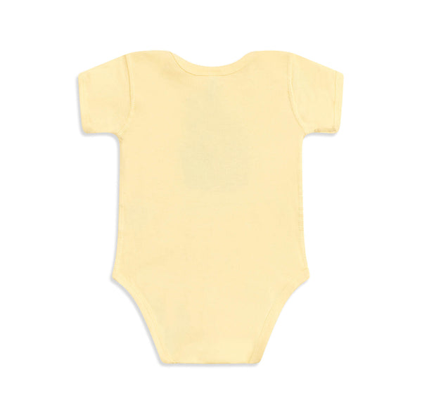 The Ellen DeGeneres Show Porcupine Baby Onesie - yellow - back