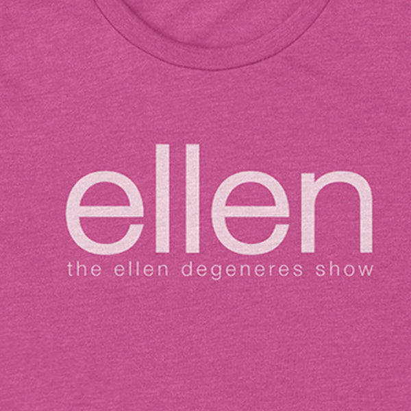 The Ellen DeGeneres Show Shop - Breast Cancer Awareness Tee - Detail