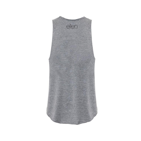 Be Kind Tank-Grey