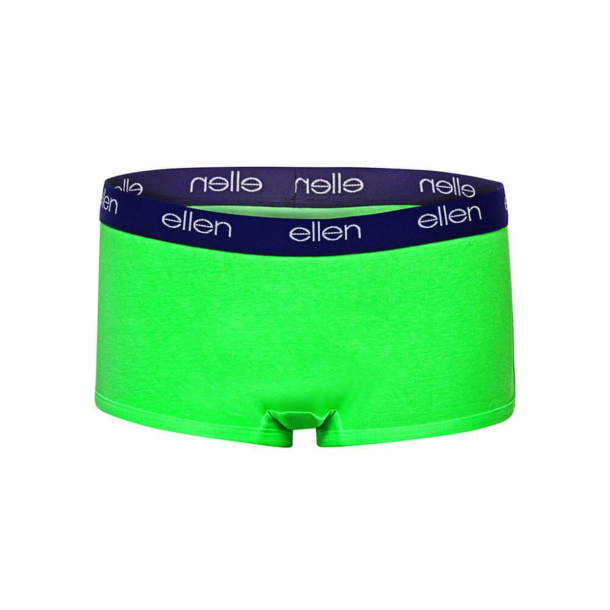 Women's Boyshorts Neon Green