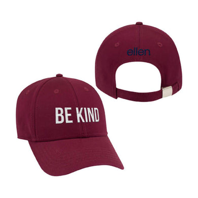 ellen degeneres show be kind hat