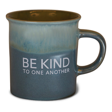 Be Kind Navajo Teal Mug