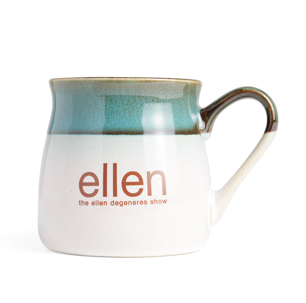Ellen Show Dodsworth Mug - White