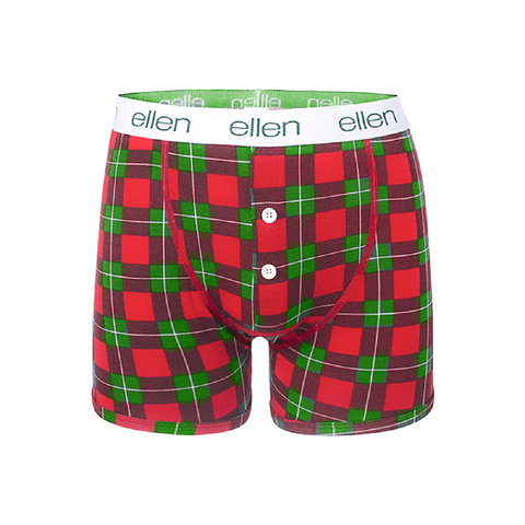 Men's Holiday Boxers