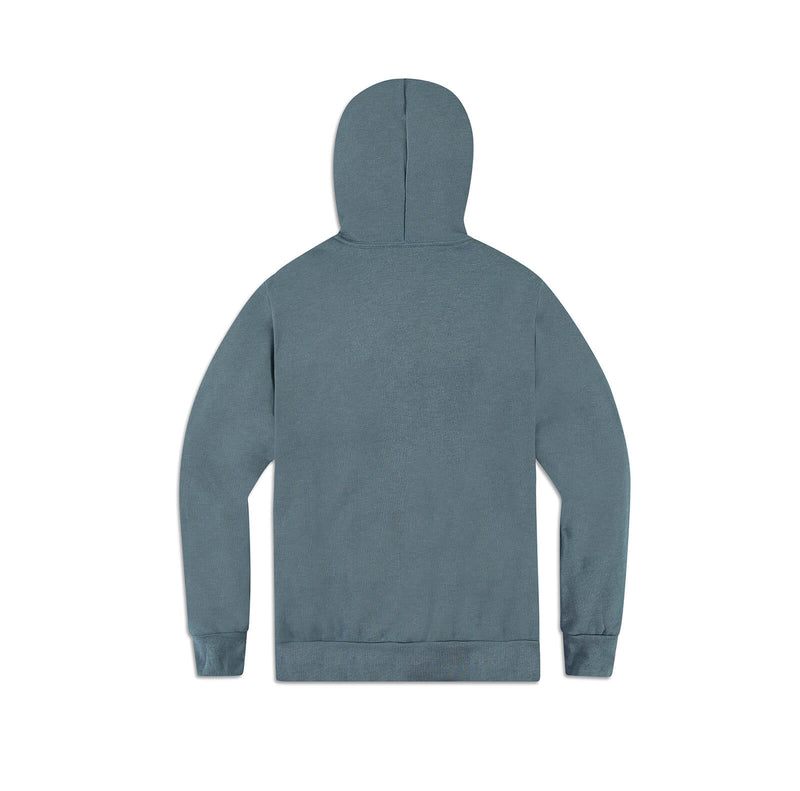 Bella + Canvas Ellen Show Hoodie - Heather Slate