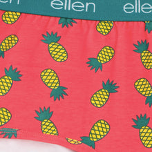 The Ellen Show Pineapple Boyshorts
