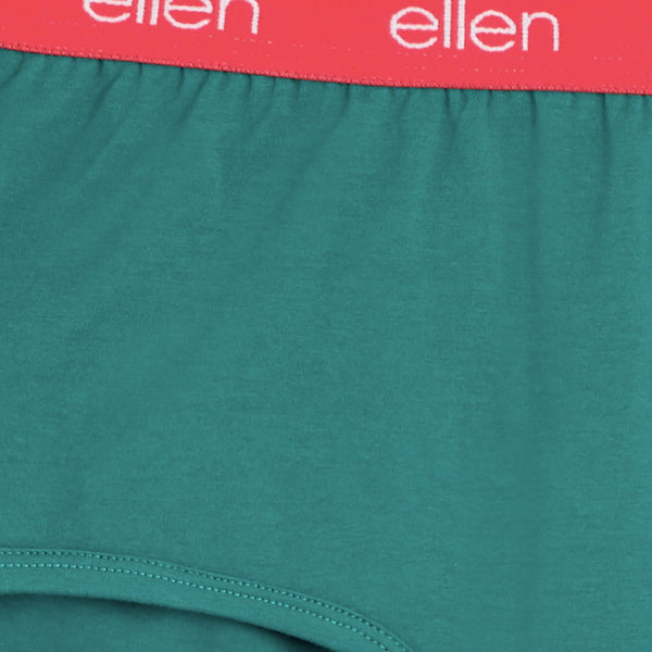 The Ellen Show Green Boyshorts