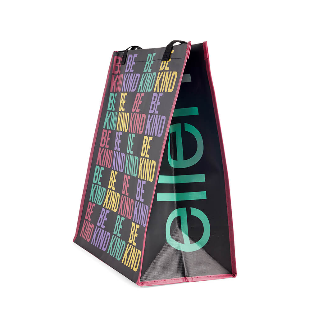 The Ellen Show Be Kind Multicolor Tote