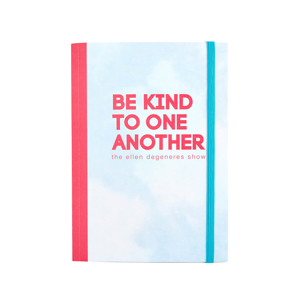 Be Kind To One Another Journal