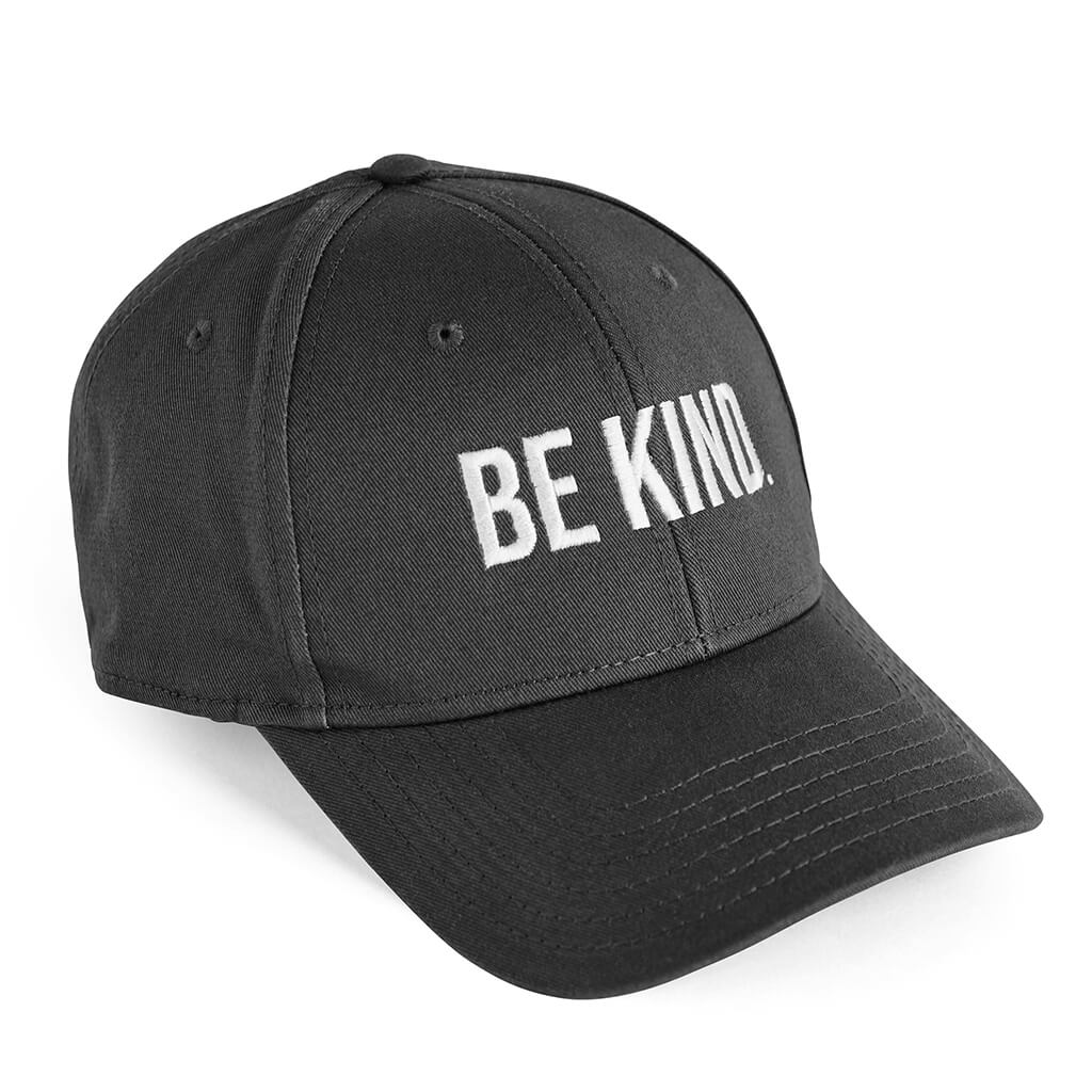 Be Kind Hat - Grey