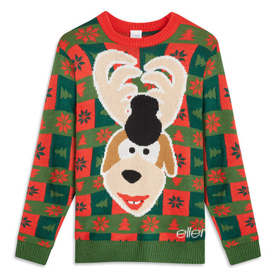 Holiday Reindeer Sweater