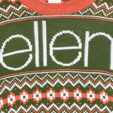 The Ellen DeGeneres Show Holiday Ugly Sweater