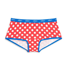 Polka Dot Red Boyshorts