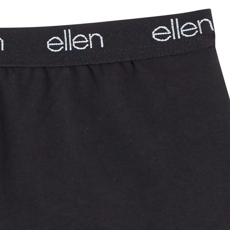 ellen Show Women's Boyshorts-Black
