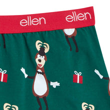 ellen Show Holiday Dasher Boyshorts