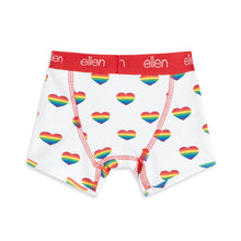 The Ellen Show Rainbow Heart Boys Underwear