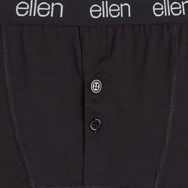 ellen DeGneres Show Shop World Famous boxers black - detail