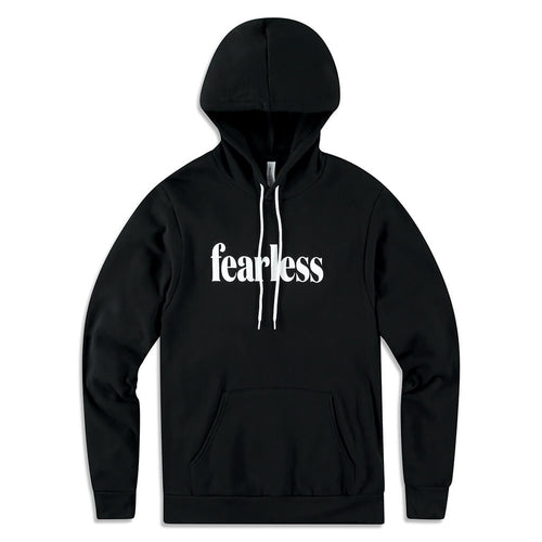 Fearless Pullover - Black