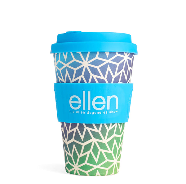 Ellen Show Winter ECoffee Cup - Multi