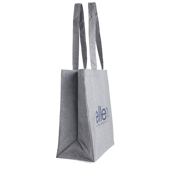 Ellen Show Winter Cloth Bag - Grey