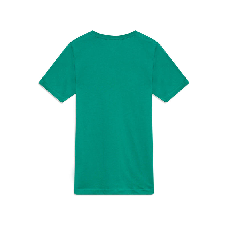 Bella + Canvas Ellen Holiday Tree Tee - Green
