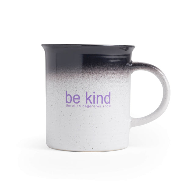 Be Kind Gradient Mug - Grey
