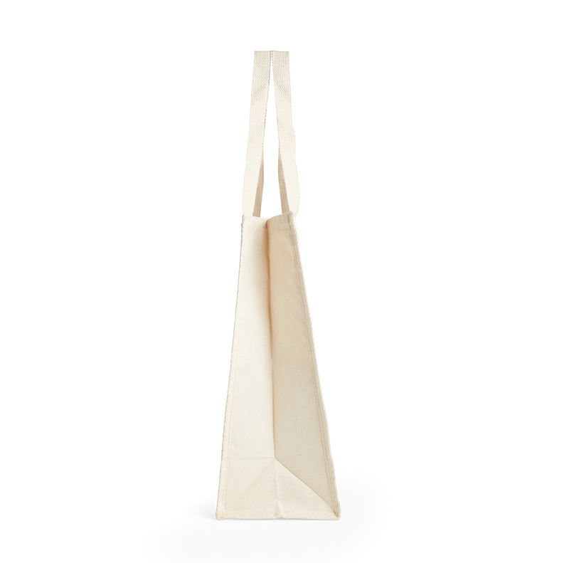 Ellen Show Bicycle Tote - Beige