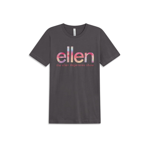 Bella + Canvas Ellen Show Watercolor Tee - Pink