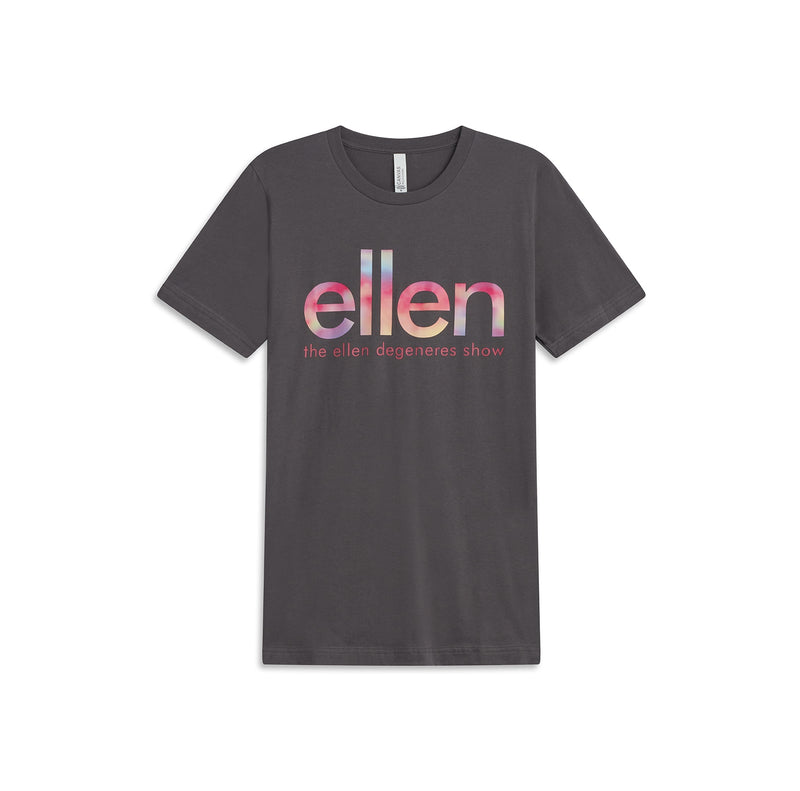 Ellen Show Watercolor Tee - Pink