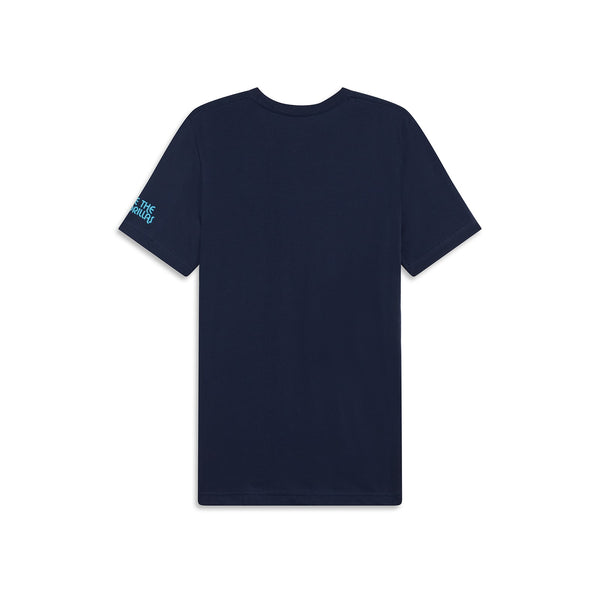 The Ellen Fund Gorilla Tee - Navy