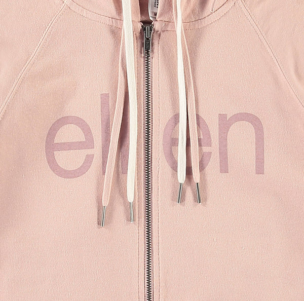 Ellen Show Breast Cancer Awareness Hoodie - Rose