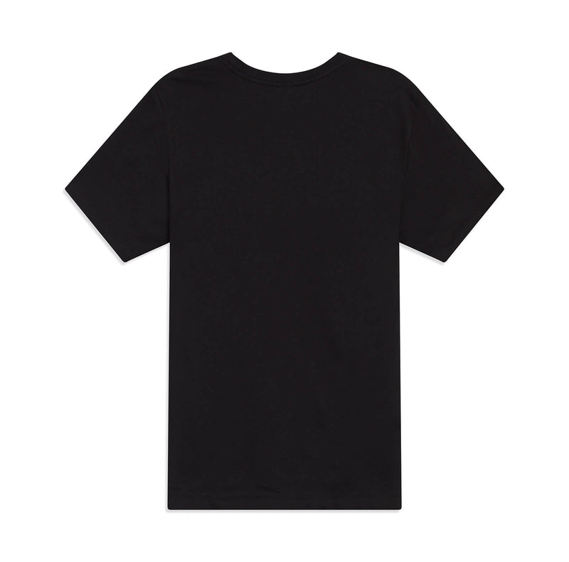 Ellen Show Stacked Watercolor Tee - Black