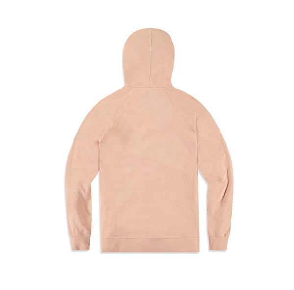 The Ellen DeGeneres Show Summer Palm Tree Logo Hoodie - Pink - back