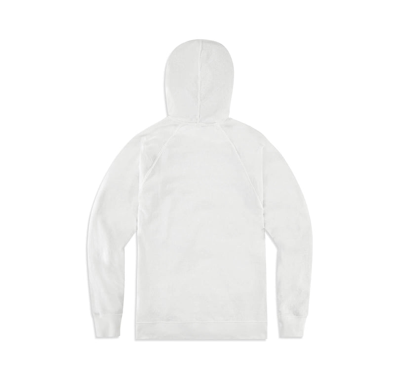 The Ellen DeGeneres Summer Palm Tree Graphic Hoodie - White - back
