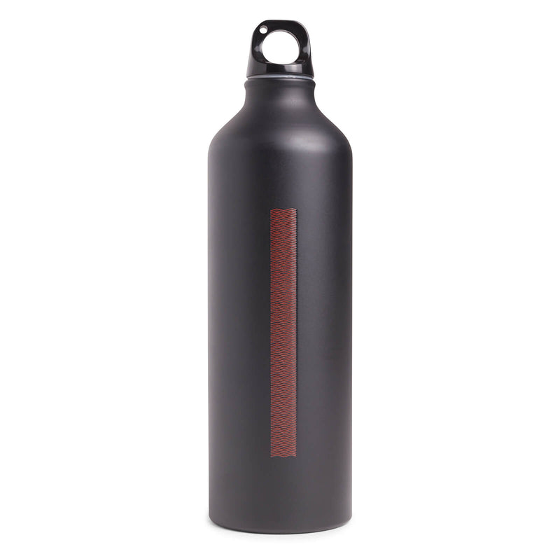 The Ellen Fund Gorilla Stainless Steel Water Bottle - Black