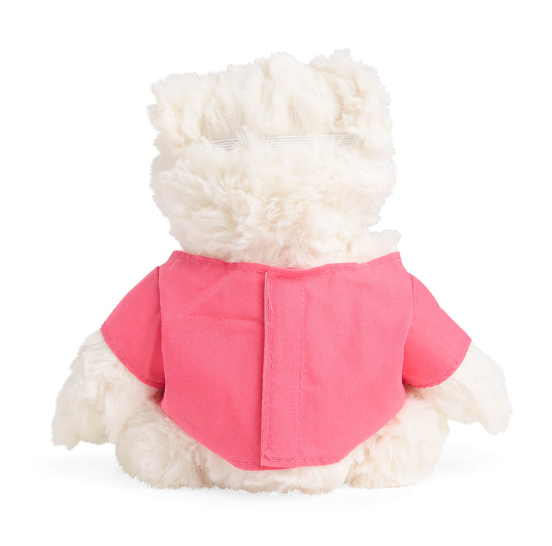 Ellen Show Masked Bear - Red