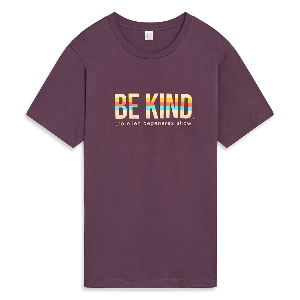 Be Kind Tee - Purple