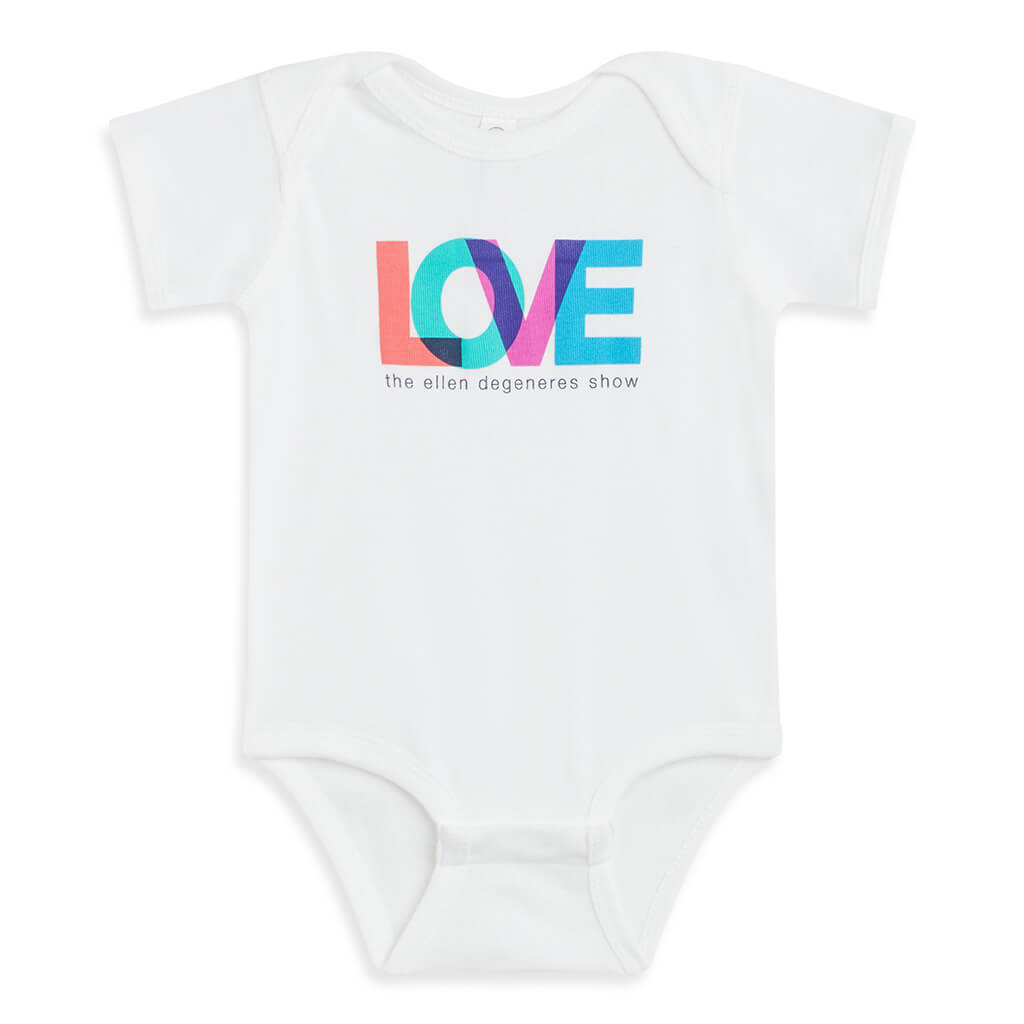 Love Month Onesie
