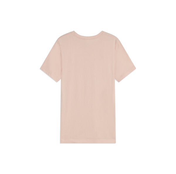 Love Crewneck Tee - Peach