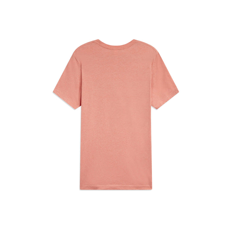 The Ellen DeGeneres Show Summer Palm Tree Graphic Tee - Peach - back