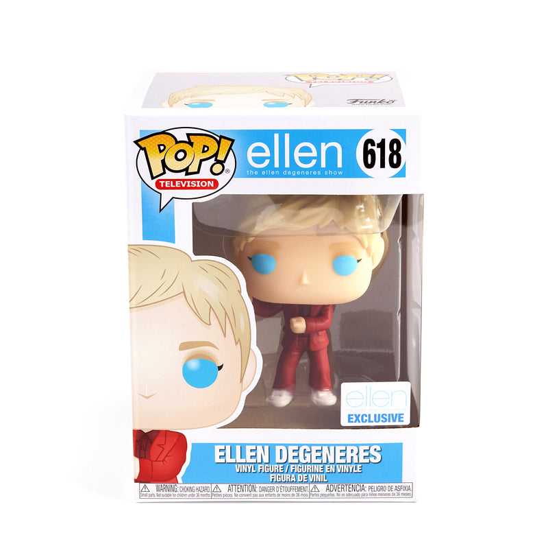 Ellen Holiday Funko Pop! Figure