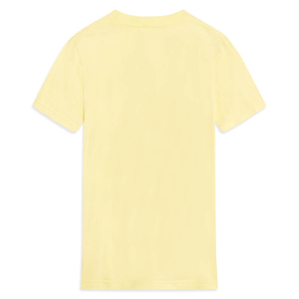 The Ellen Show Crewneck Tee -  Lemon
