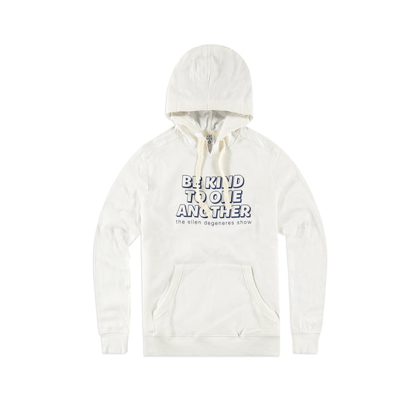 Be Kind to one another hoodie front