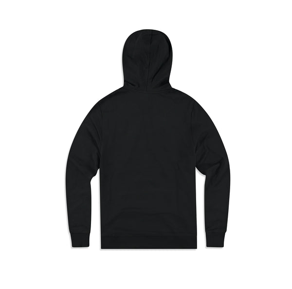 District Threads Ellen Show Plaid Hoodie - Black