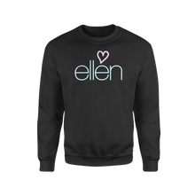 ellen Degeneres Show Clothes Love month sweatshirt
