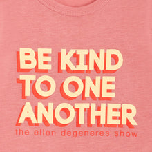 Be Kind To One Another Muscle Tank - Rose
