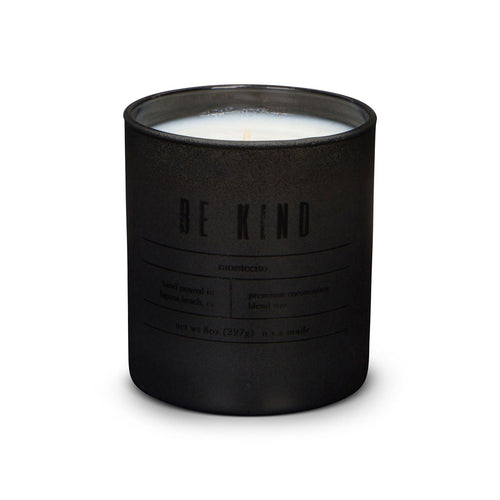 BE KIND. by ellen Montecito Candle
