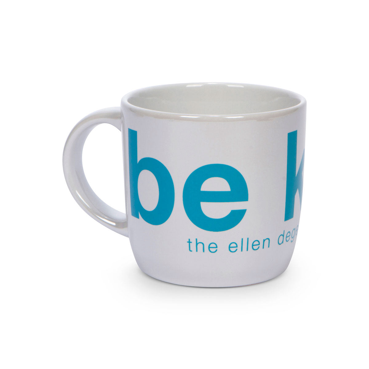 Be Kind Mug- White